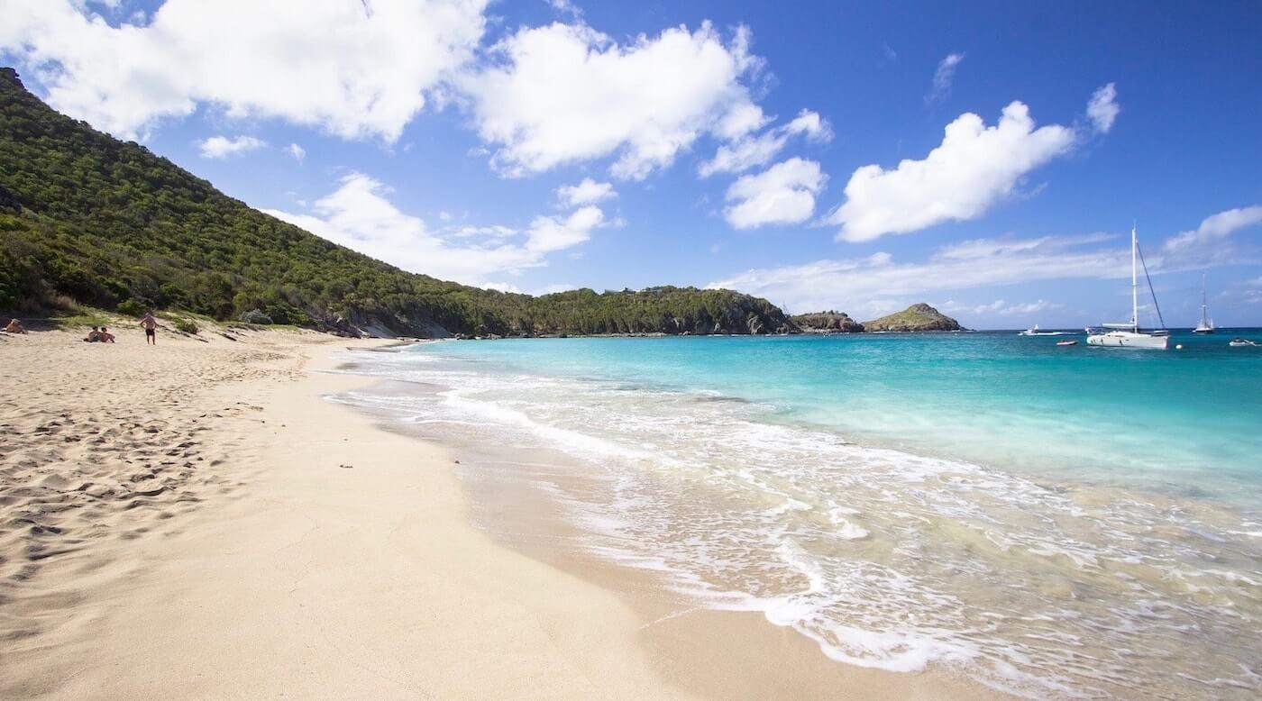 colombier-beach